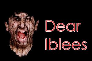 Dear Iblees